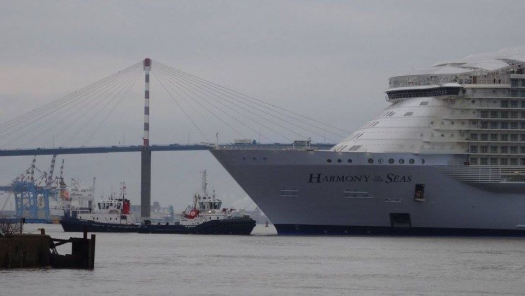 Harmony of the Seas: a legnagyobb