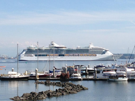 Photos From Jewel Of The Seas Sailing From Seattle Royal