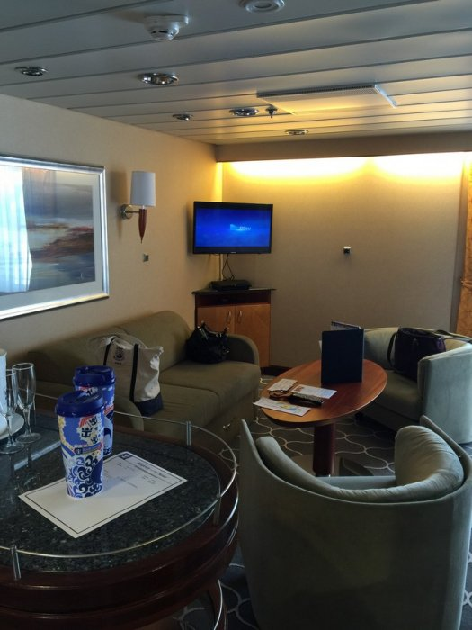 First look photos from Royal Caribbean's refurbished ...