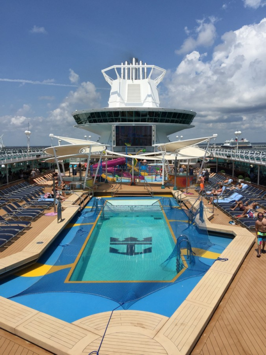 First Look Photos From Royal Caribbean S Refurbished Majesty Of The Seas Royal Caribbean Blog