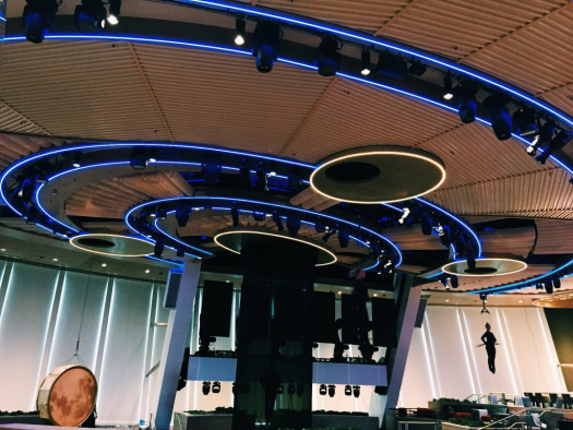First Photos From Inside Royal Caribbean S Ovation Of The