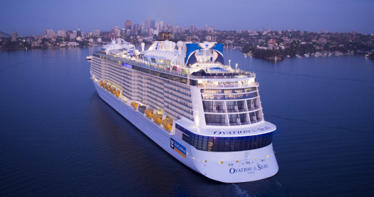 Ovation Of The Seas Royal Caribbean Blog