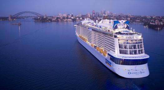 Ovation Of The Seas Royal Caribbean Blog