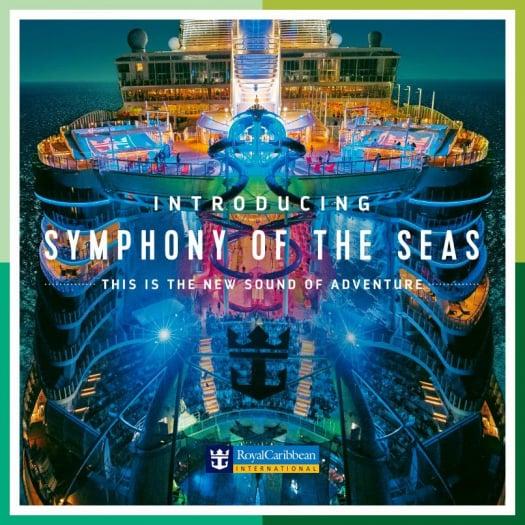 Royal Caribbean Public Bathroom: Royal Caribbean Announces New Cruise Ship Symphony Of The