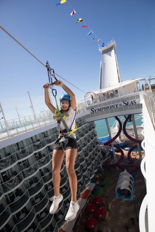 10 Free Activities On Symphony Of The Seas Royal