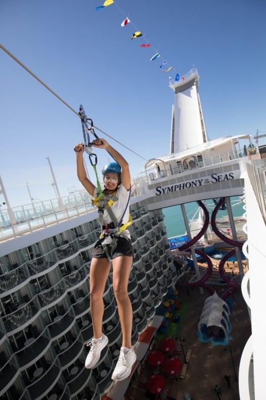 10 Free Activities On Symphony Of The Seas Icruisesmart
