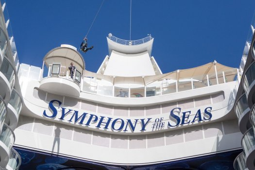 Why you should be excited about Royal Caribbean's Symphony