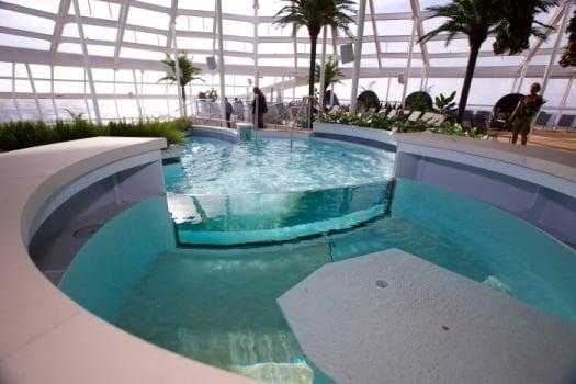 Quantum Of The Seas Solarium Royal Caribbean Blog
