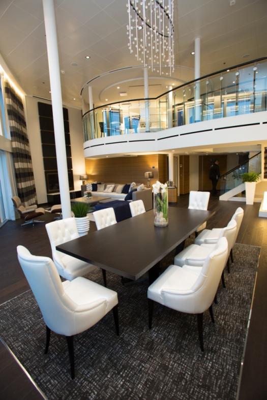 Quantum of the Seas Royal Loft Suite | Royal Caribbean Blog