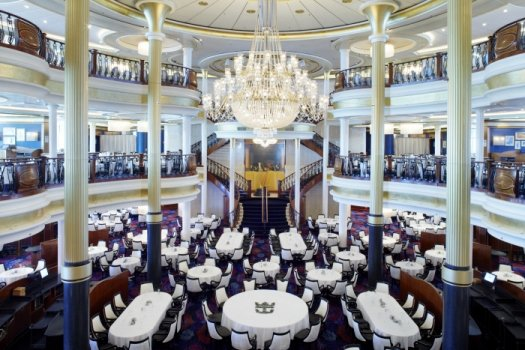 Photos Inside Royal Caribbean 39 S Refurbished Voyager Of The