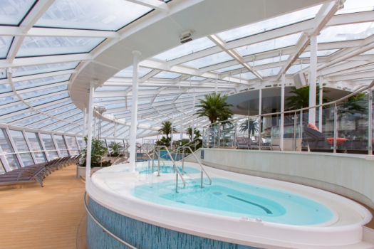 Brilliance Of The Seas >> Anthem of the Seas Solarium | Royal Caribbean Blog