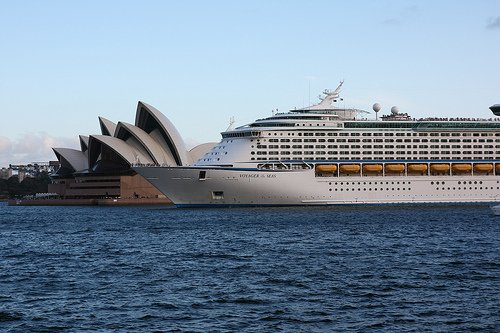A Tropical Depression In The South Pacific Has Forced Royal Caribbean To Change Itinerary Of Two Its Cruise Ships